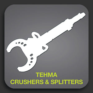 Traxx Tehma Crushers and Splitters Icon