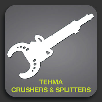 Tehma Crushers and Splitters