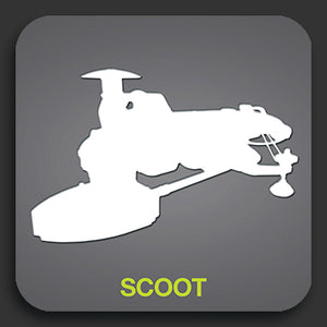 Traxx Scoot Icon