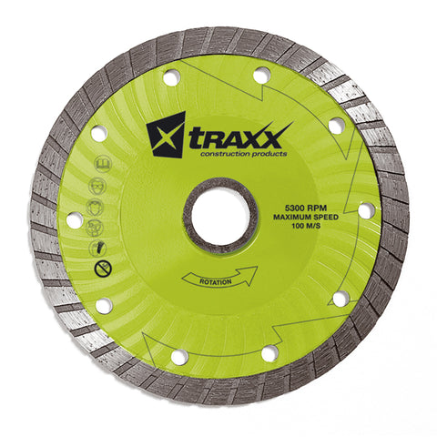 Wave Turbo Blade - Abrasive