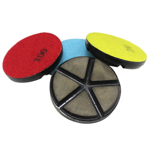 Traxx Pro Ceramic Transitioning Polishing Pads