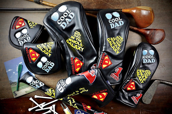 Golf gift ideas for Dad on Fathers Day