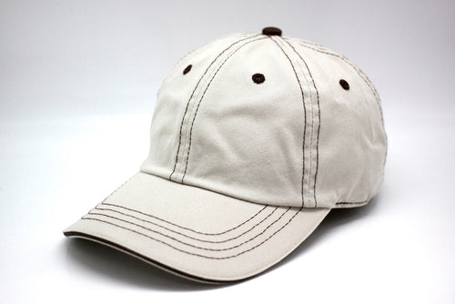 38 South Cap - Cotton Contrast