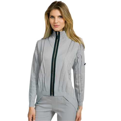 Jamie Sadock Ladies full zip  Knitwear