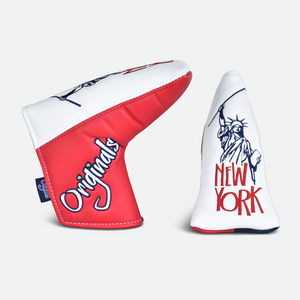 PRG Originals, Liberty, Blade Putter Cover - RWB