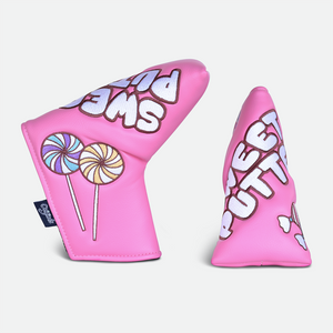 PRG Originals, Sweet Putter, Blade Putter Cover - Pink