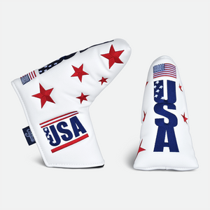 PRG Originals, USA, Blade Putter Cover - White