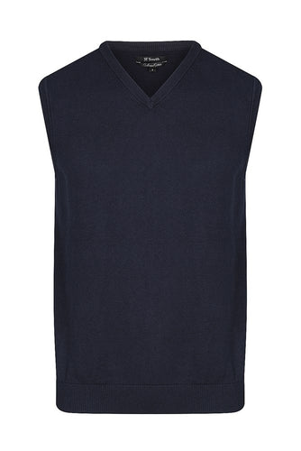 38 South Vest - Mens Cotton/Cashmere
