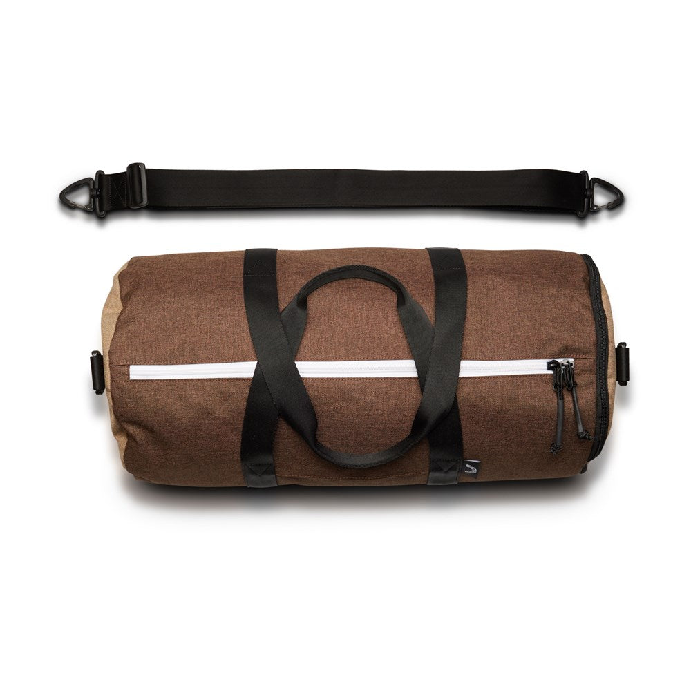 Jones Varsity Duffle - Brown