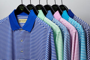 Donald Ross 019 Feeder Stripe Jersey