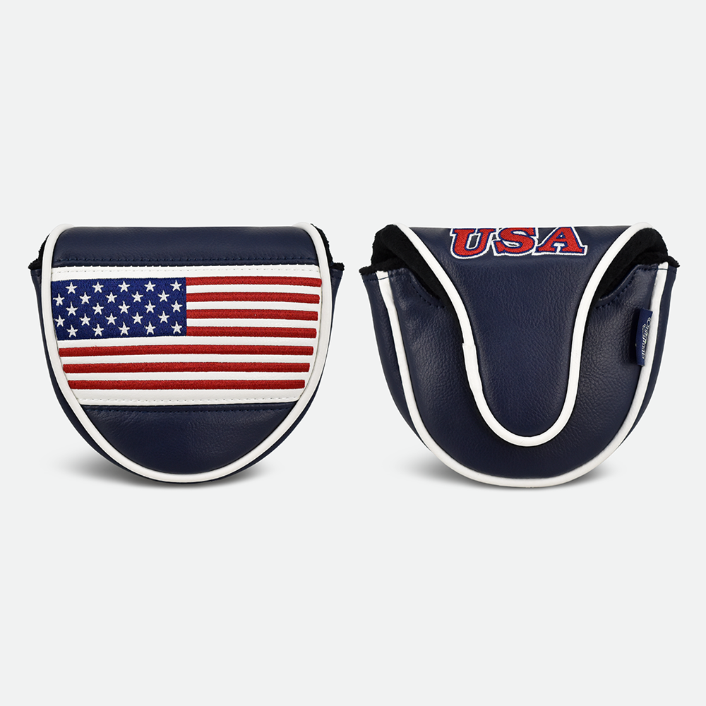 PRG Originals, Patriot, Mallet Putter Cover - Navy
