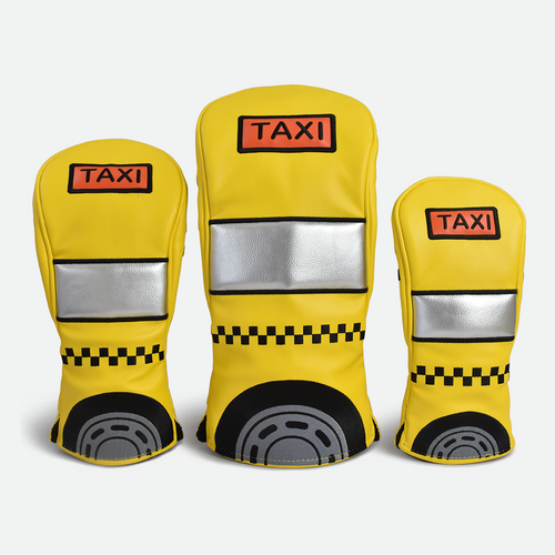 PRG Originals, Taxi, Fairway Cover - Yellow