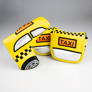PRG Originals, Taxi, Putter Cover - Yellow