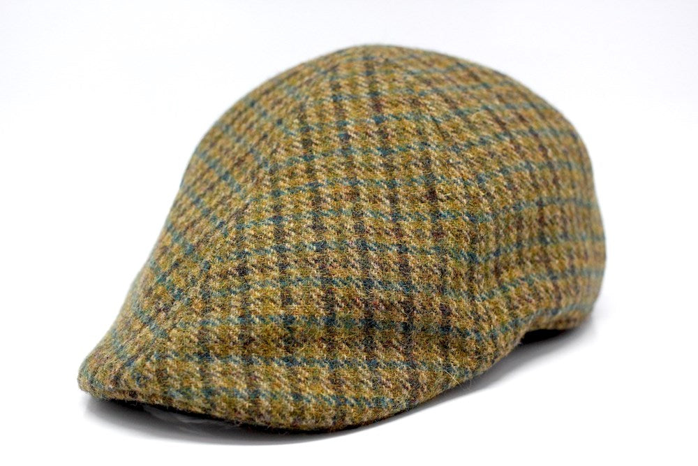 38 South Flat Cap - Wool