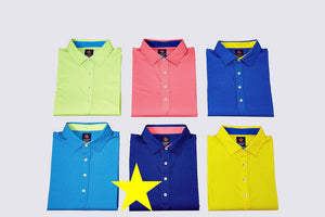 Donald Ross Sport Micro Dot Jersey
