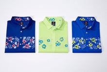 Load image into Gallery viewer, Donald Ross Sport Micro Hawaiian Jersey