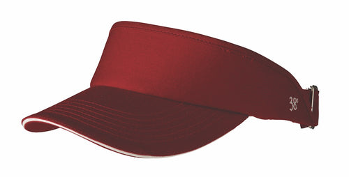 38 South Visor - Peak Cotton
