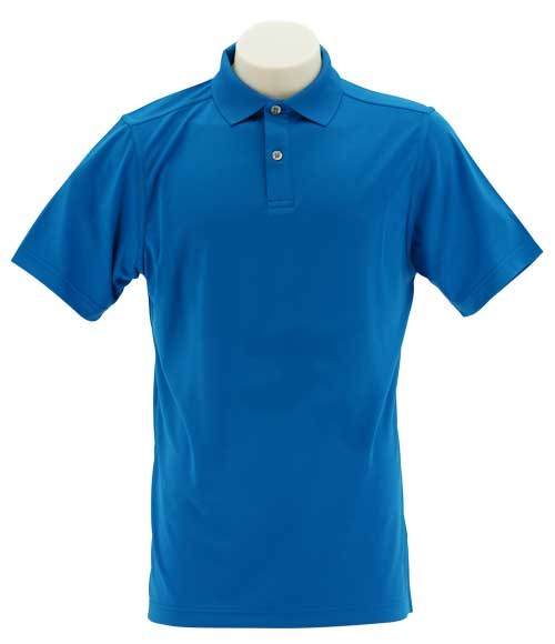 38 South Polo - Mens Twin Needle SS