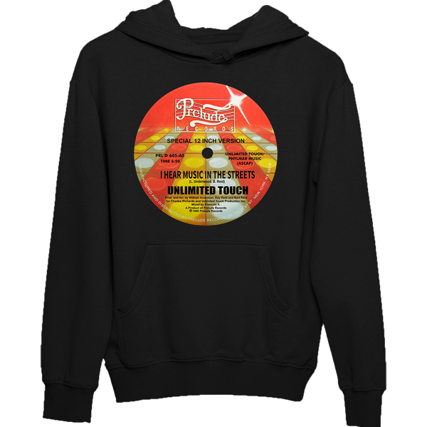 I Hear Music In The Street Unisex Hoodie