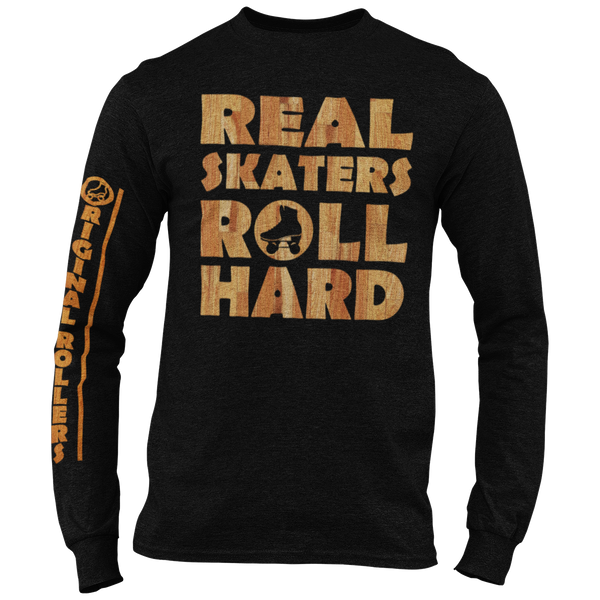 Roll Hard Long Sleeve