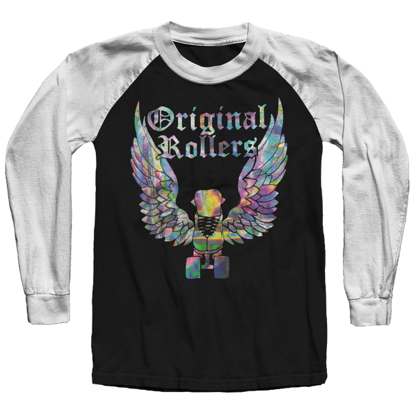 Wing Skate Spectrum Raglan Shirt