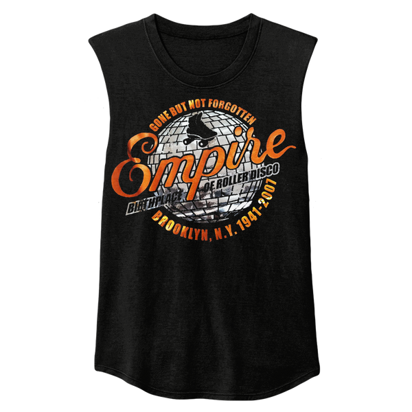 Empire Sleeveless - rob-scott-creates-original-rollers