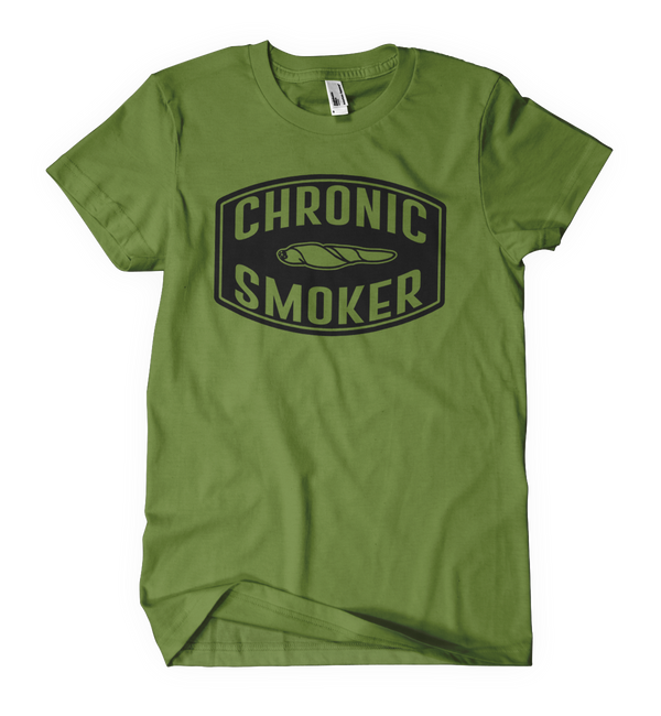 Chronic Smoker Women