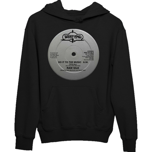 Do It To The Music Unisex Hoodie