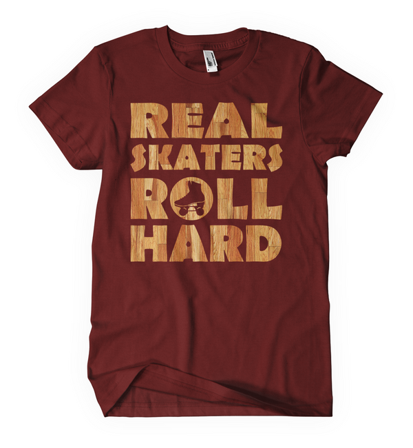 Roll Hard Women T-shirt