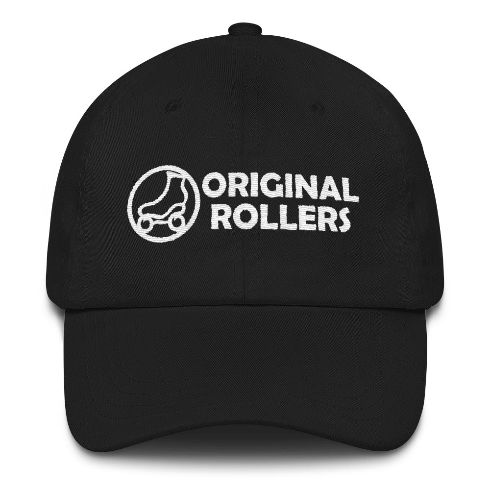 OR Logo1 Dad hat - rob-scott-creates-original-rollers