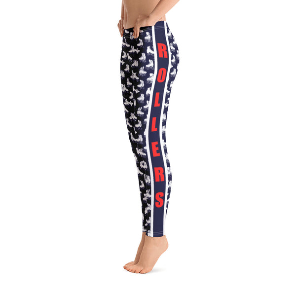 Allskates OR Red White Blue Leggings