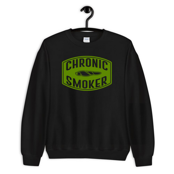 Chronic Smoker Unisex Sweatshirt