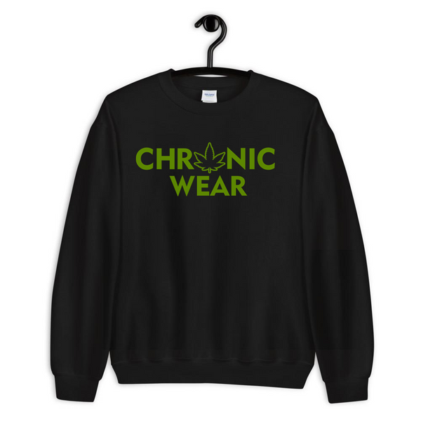 Chronic Smoker 420 Unisex Sweatshirt
