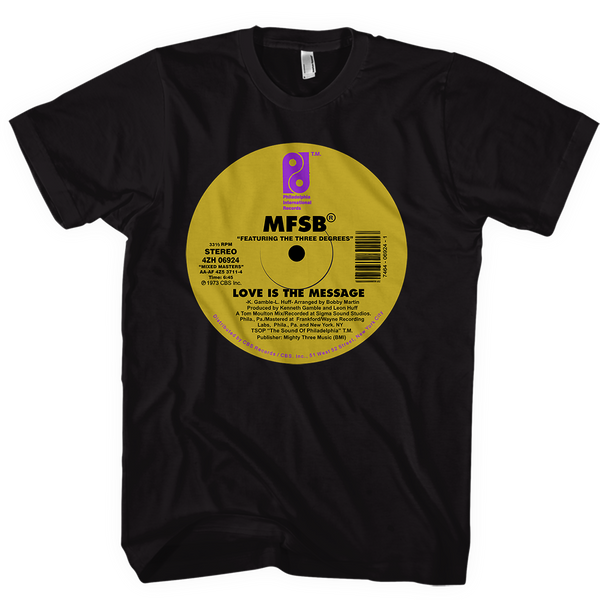 MFSB- Love is the Message T-Shirt