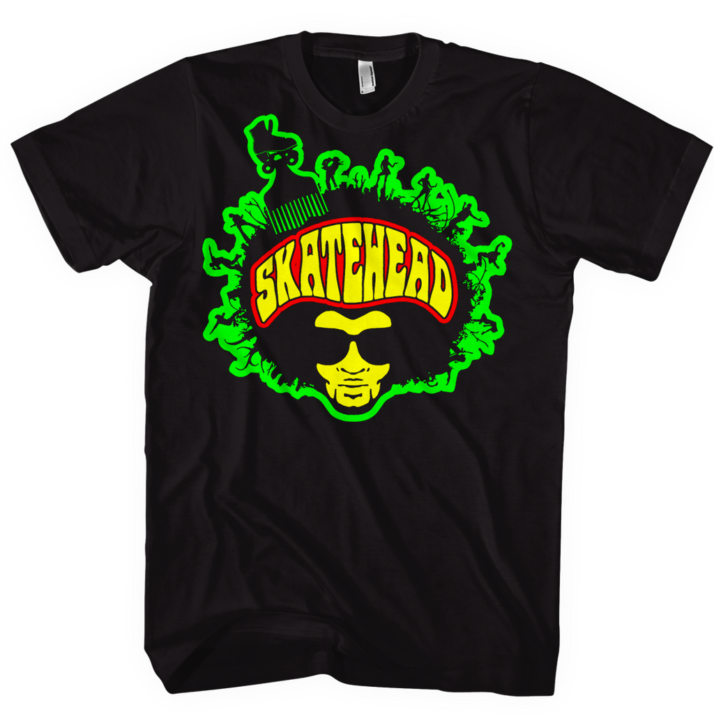 Skatehead Men Color - rob-scott-creates-original-rollers