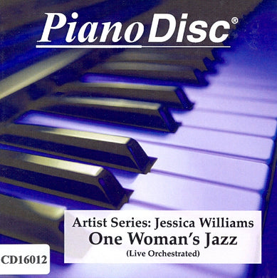 Artist Series: Jessica Williams – One Woman's Jazz