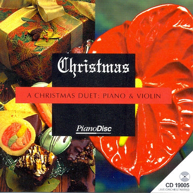 Artist Series: Larry Dalton – A Christmas Duet: Piano & Violin