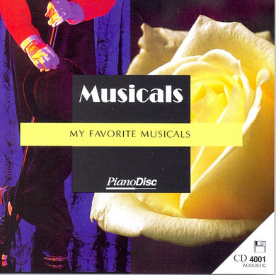 My Favorite Musicals