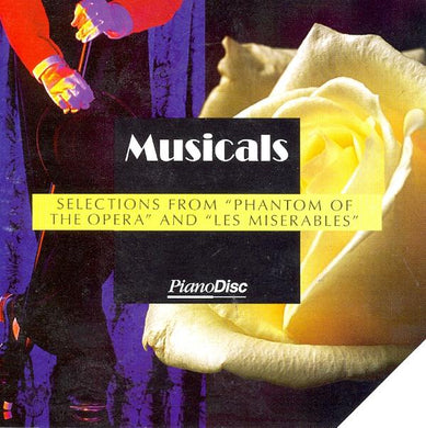 "Selections from ""The Phantom of the Opera"" & ""Les Miserable"""
