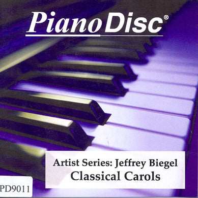 Artist Series: Jeffrey Biegel – Classical Carols