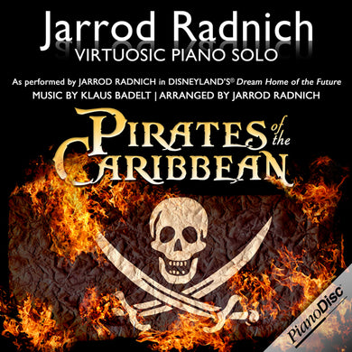 Artist Series: Jarrod Radnich – Pirates of the Caribbean