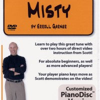 Scott Houston, The Piano Guy Teaches Misty