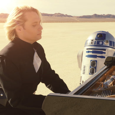 PianoVideo: Jarrod Radnich - Star Wars: Fantasy Suite for Piano, Movement #2
