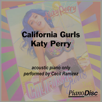California Gurls - Katy Perry
