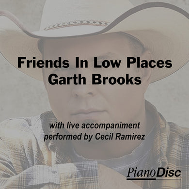 Friends In Low Places - Garth Brooks