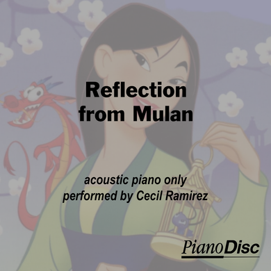 Reflection - Mulan