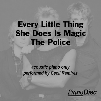 Every Little Thing She Does Is Magic - The Police