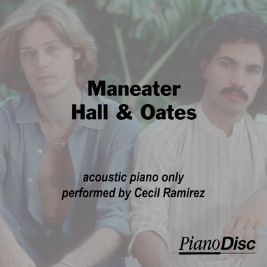 Maneater - Hall & Oates