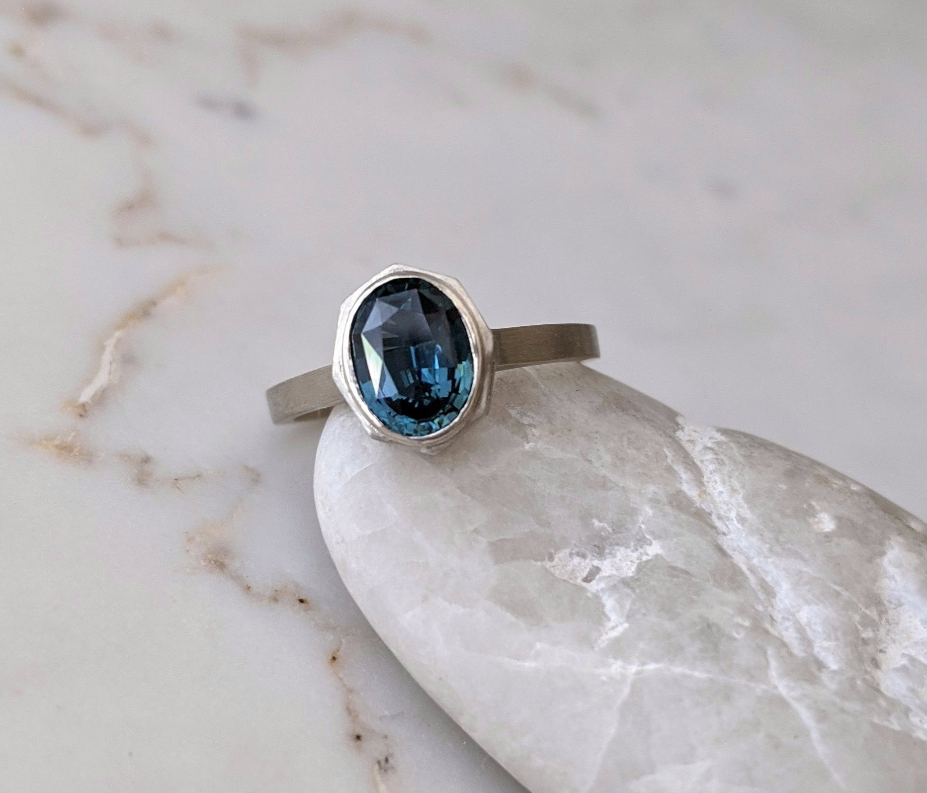 Special Listing for Eric ~ Final payment for Custom Ring