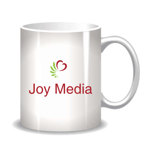 Joy Media Coffee Cup